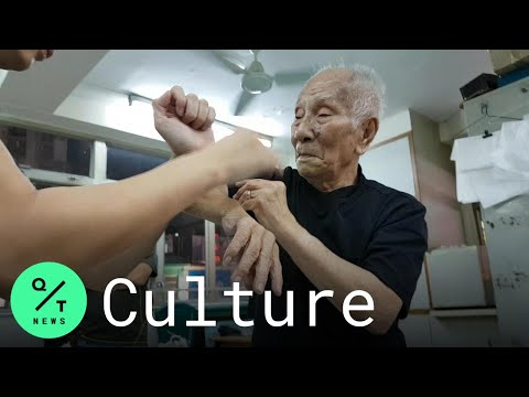 96-Year-Old Kung Fu Master Carries on Ip Man's Legacy