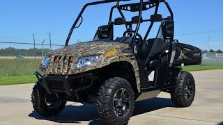 6. $11,999:  On Sale Now 2014 Arctic Cat Prowler 700 HDX Camo