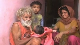 96-Year-Old Indian Villager Could be World's Oldest Dad