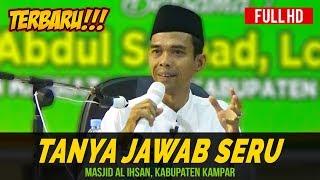 Video Tanya Jawab Seru Bersama Ustadz Abdul Somad Masjid Al Ihsan, Kampar MP3, 3GP, MP4, WEBM, AVI, FLV Agustus 2018
