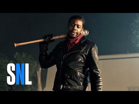 Walking Dead Chappelle's Show - SNL (видео)