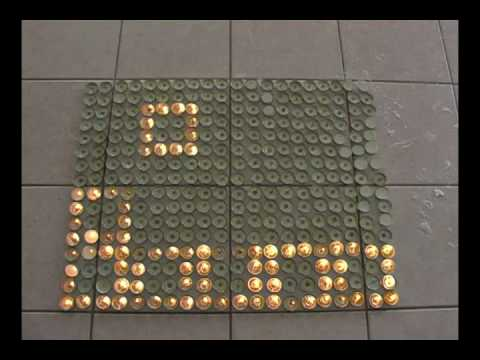 Stop Motion Animation Made With Candles