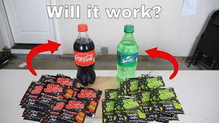 Video Can You Carbonate Soda With Pop Rocks? Bad Idea... MP3, 3GP, MP4, WEBM, AVI, FLV Mei 2019