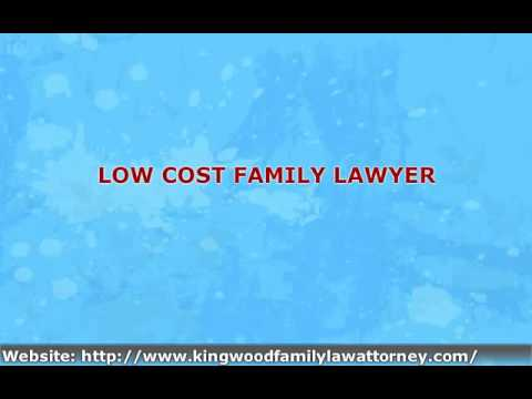 Houston Family Lawyer, Houston Texas