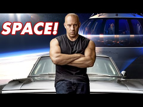 Fast And Furious 9 SPACE TRAVEL CONFIRMED BY ACTOR!
