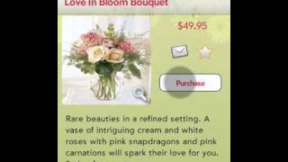Mobile Florist YouTube video