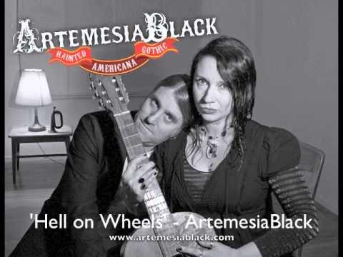 Hell On Wheels - ArtemesiaBlack