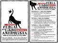 1ª Feria del Libro Anarquista & Alternativo  2-3-4-5 de Junio Sevilla
