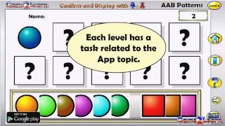 Assessing AAB Patterns YouTube video