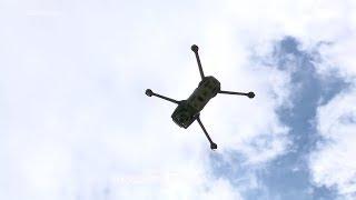 Sorocaba: drone para monitorar estrada