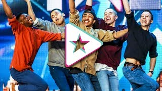 Video BEST EVER Dance Crewes on Britain's Got Talent MP3, 3GP, MP4, WEBM, AVI, FLV Januari 2019