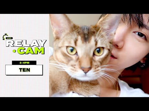 ⏱TEN : 2-4PM|NCT 24hr RELAY CAM