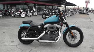 5. 402807 - 2011 Harley Davidson Sportster 1200 Nightster   XL1200N - Used motorcycles for sale