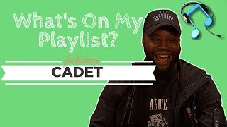 What's On My Playlist sees the Word on the Curb team taking the phones off people and shuffle through their playlists. We aim to catch them off guard and probe for the stories behind the music that plays.______________________________________The third episode in the series sees a legend in the UK music scene, Cadet, take his seat on the Playlist chair. Look out for his new EP coming out soon!Comment below and let us know who you would like to see share their playlists! ______________________________________Follow Cadet on the below:Twitter: https://twitter.com/CallmecadetInstagram: https://www.instagram.com/callmecadet__________________________Songs Played:Michael Jackson - Human NatureUsher - ConfessionsKrept - Letter to CadetBear in the Big Blue House - Goodbye SongAll music played in this video is not owned by Word on the Curb and all rights are reserved to the producer and label owners