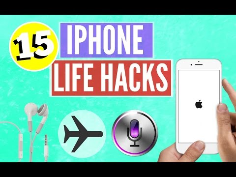 15 iPhone Life Hacks YOU NEED TO KNOW! ♡