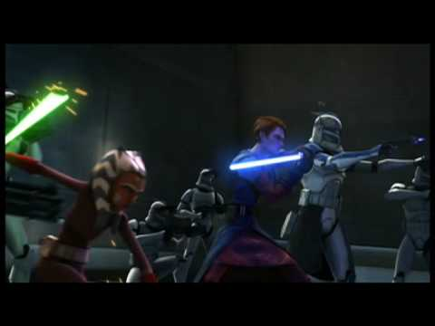 Star Wars: The Clone Wars Season 2 Promo