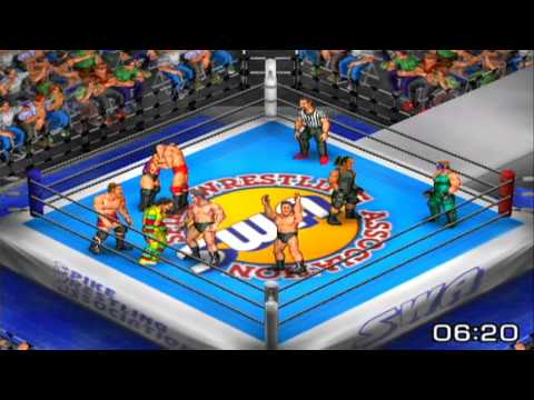 Fire Prowrestling S Saturn