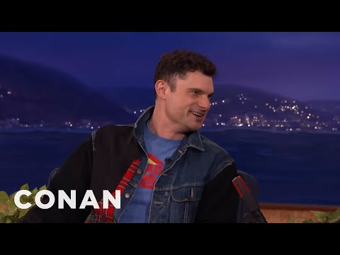Conan O Brien and Flula Borg Plan a Trip to