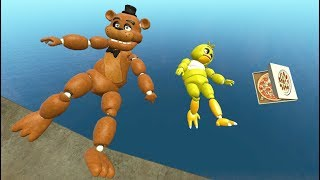 GMOD Physics demonstration | Freddy