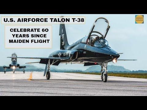 U.S. Air Force T-38 60th Anniversary...