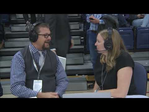 UNC Women's Basketball vs CSU Post Game Interview