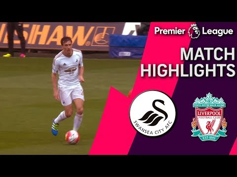 Swansea V. Liverpool | PREMIER LEAGUE MATCH HIGHLIGHTS | NBC Sports