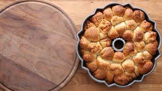 Cheesy Bacon Monkey Bread by Tasty