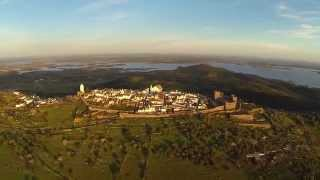 Monsaraz Portugal  City pictures : Monsaraz, Portugal - Aerial View