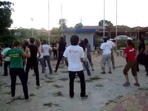 Impacto de Férias em Paracatu MG, com Jocum Suiça, Jocum DF e Cia Kadosh