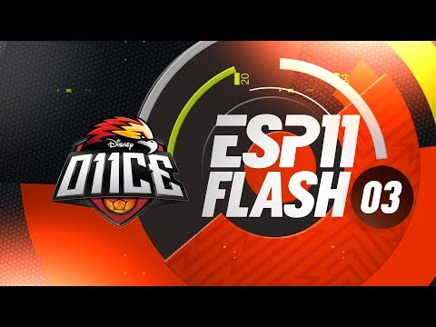 ESP11 | Flash de Noticias 03