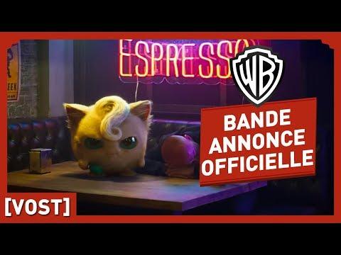 Détective Pikachu - Bande Annonce VOST