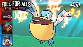 Pokémon Omega Ruby & Alpha Sapphire FFAs #141 Feat. PokeaimMD, NumbNexus & MegaMogwai by King Nappy