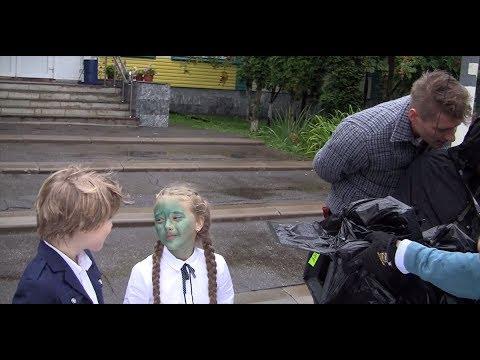 Алексей Воробьев снял третью часть клипа Сумасшедшая на песню \Я тебя люблю\ - DomaVideo.Ru