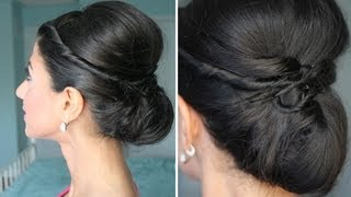 Simple Chic Updo