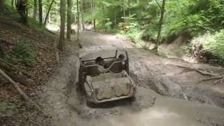 9. 2016 Yamaha wolverine mud pit  at the cliffs