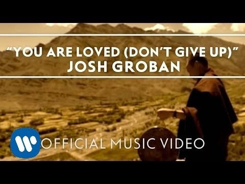 Tekst piosenki Josh Groban - You are loved (don't give up) po polsku