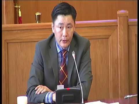 Ё.Баатарбилэг: Төрийн албан хаагчид энэ төрлийн гэмт хэрэг, зөрчилд хэр холбогдож байна?