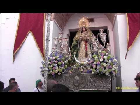 Procesión de la Virgen de la Esperanza de La Redondela 2017