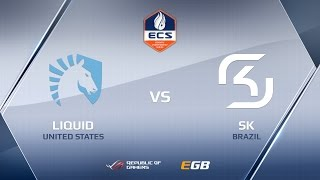 Liquid vs SK, game 1