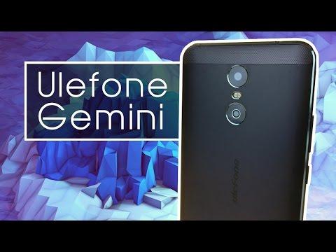 Ulefone GEMINI, móvil con doble cámara y económico | Review en español by El Rincón de China