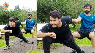 Video അച്ഛനെ വർക്ക് ഔട്ടിൽ സഹായിച്ച് പ്രണവ് |  Mohanlal's And Pranav's work out photos  Has Gone Viral MP3, 3GP, MP4, WEBM, AVI, FLV Juli 2018