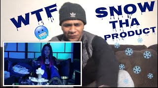 SNOW THA PRODCT  Today I decided (official music video)REACTION