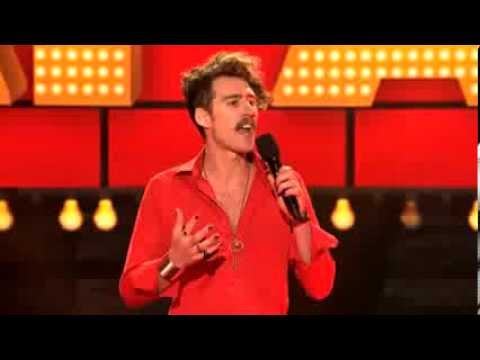 Australia's Got Talent 2013 | Finals | Seaton Kay-Smith Is Crowned Titter King