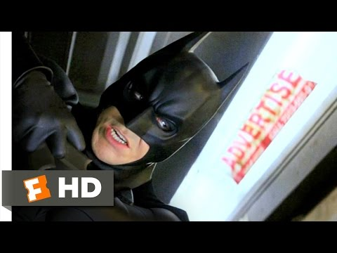 Batman Begins (5/6) Movie CLIP - Train Fight (2005) HD