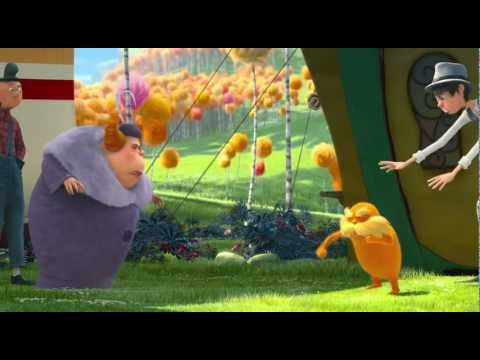 Dr. Seuss' The Lorax - Official Trailer 2 | HD