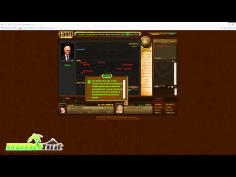 Business Tycoon Online Gameplay – First Look HD