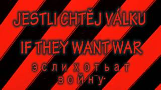 MALASHNIKOW: VÁLEČNÁ SEKERA ( tomahawk- томагавк) LYRICS VIDEO