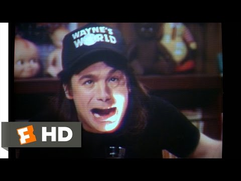 Wayne's World 2 (6/10) Movie CLIP - The Leprechaun (1993) HD