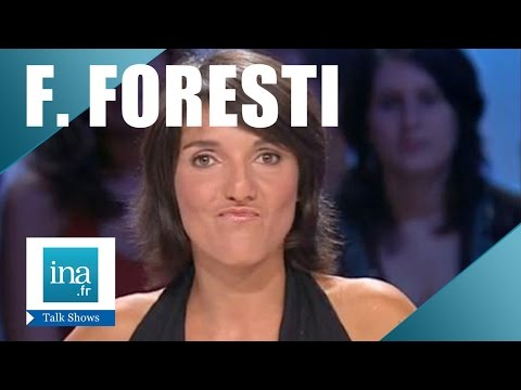 """Florence Foresti """"Magnéto serge"""" - Archive INA"""