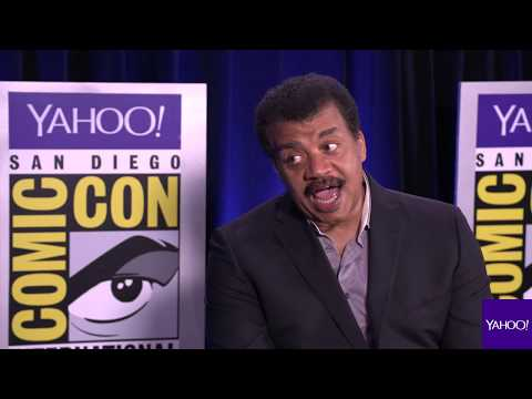 Neil deGrasse Tyson doesn't think you should mock Trump's new Space Force